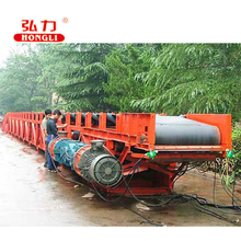 belt conveyor for cement plant