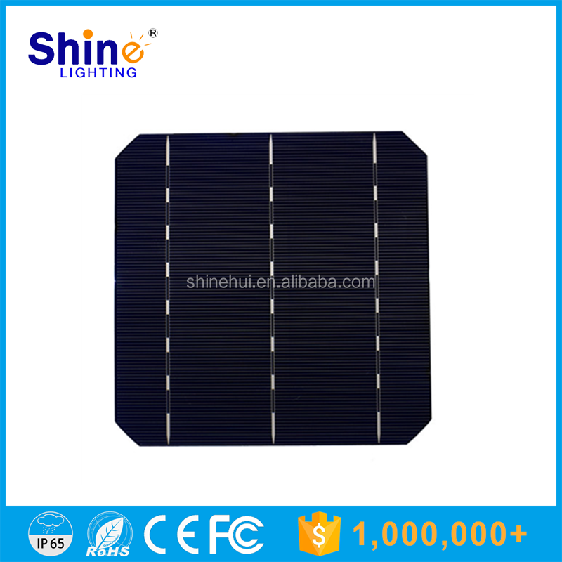 156*156mm A Grade mono/poly crystalline cheap solar cell for sale