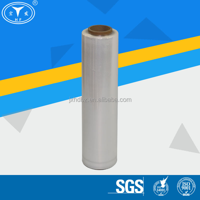 Factory PVC Cling Film LLDPE Shrink Wrapping Film