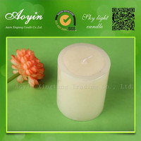 Hollandis wax birthday decoration candle