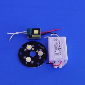 Waterproof IP65 3W 700mA constant current led driver for E27 and GU10 spotlights