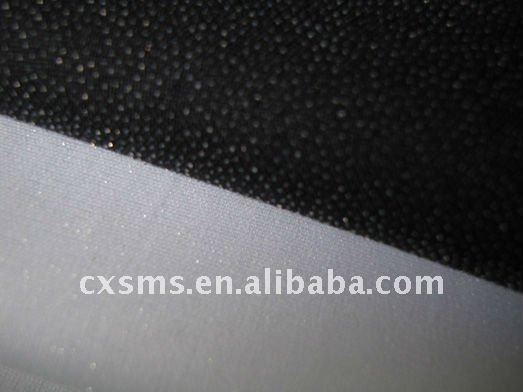 woven double dot Interlining garment accessary