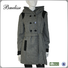2014-2015 ladies coats winter warm long coat jacket woolen coat