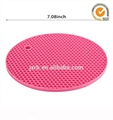 Promotional cheap kitchen tools hot pot holder unique honeycomb pattern pot coasters