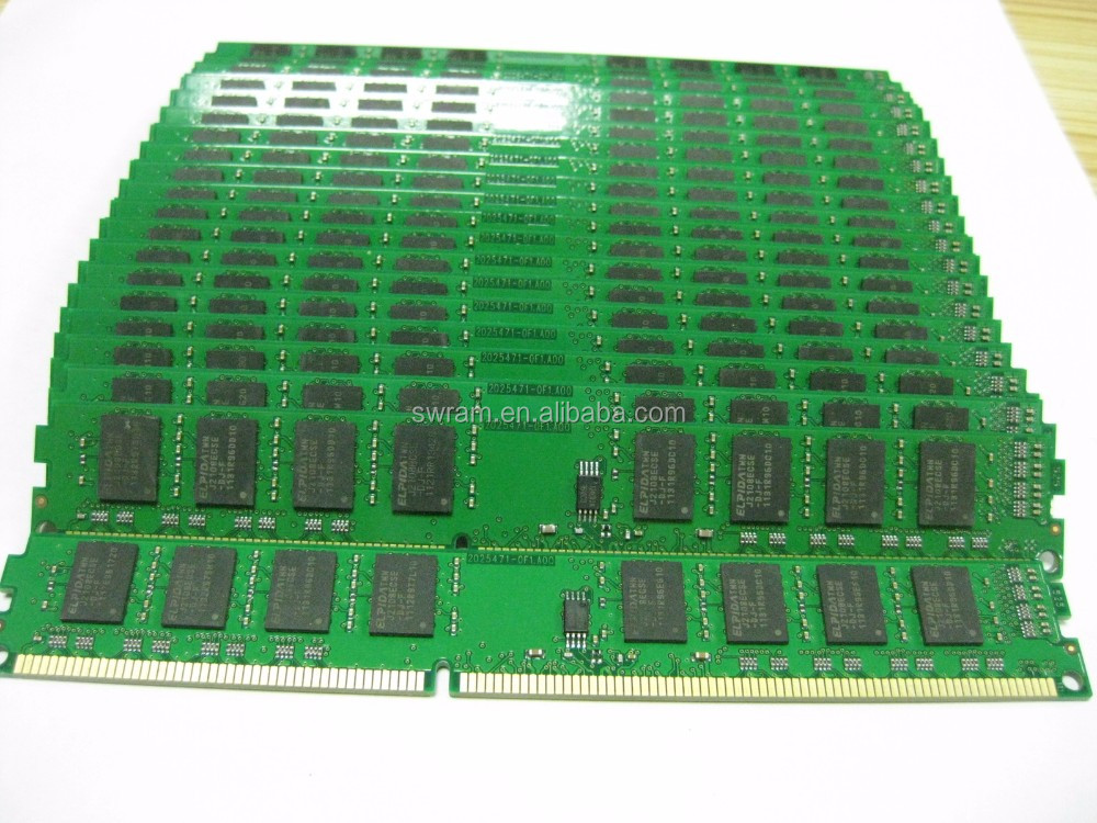 Major brand computer memory ram DDR3 1333mhz 4GB