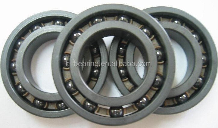 608 6208 Si3N4 ceramic bearing for turbo garrett