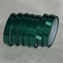 Hot selling products Green Polyester tape for laser printers