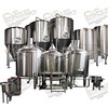 Promotional Mini Brewery Production Beer Brewing System 500L