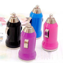 Mini USB Car Charger for iPhone 4 4s iPod touch