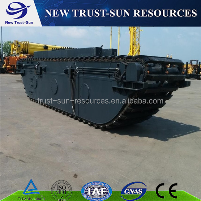 NTS Amphibious excavator Pontoon/Marsh Buggy for sale