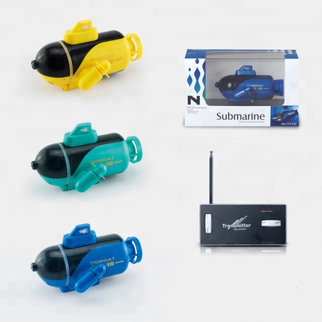 Fashion Mini Cute RC <strong>Remote</strong> <strong>Control</strong> Submarine Boat Toy for Children