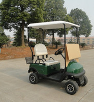 single seat enclosed golf cart