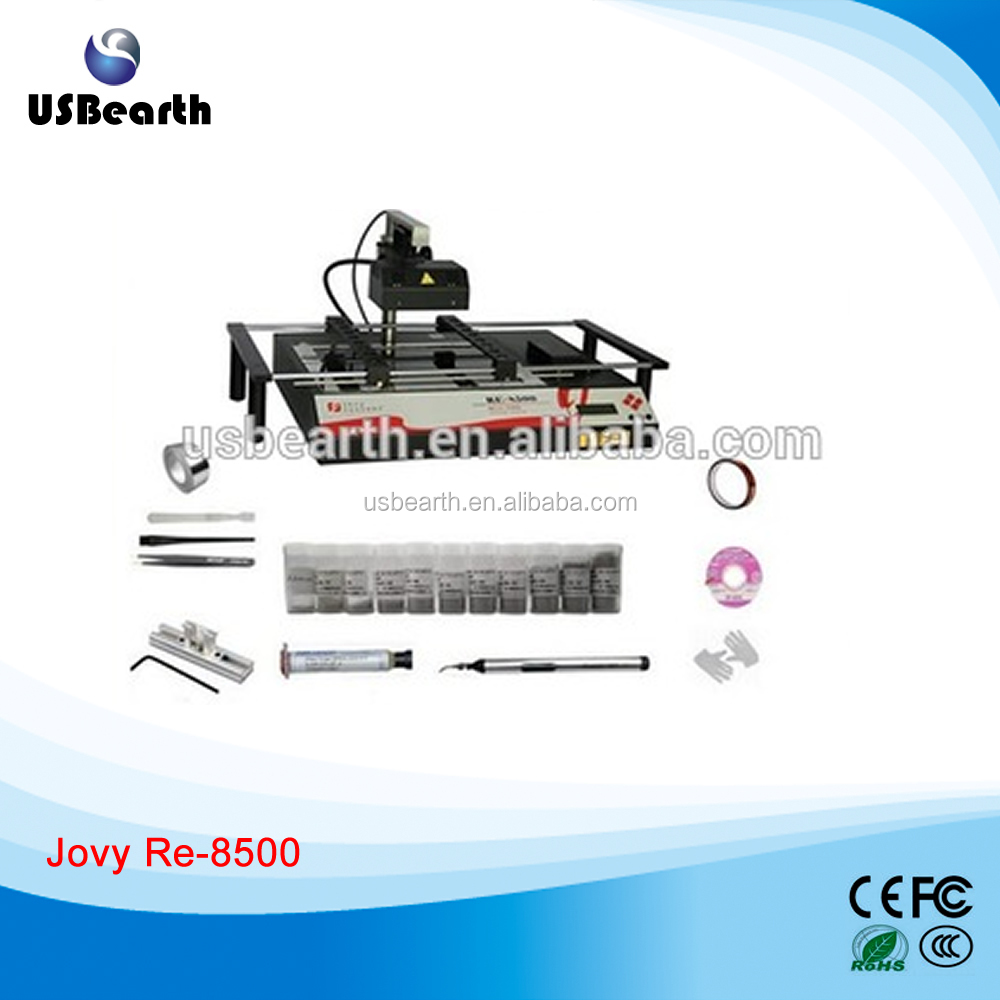 Jovy Re-8500 dark infrared BGA rework station, Jovy system Jovy Re8500