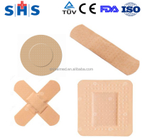 medical first aid plaster /First Aid Adhesive Bandage Plasters For Wounds /medical adhensive bandage first aid plaster