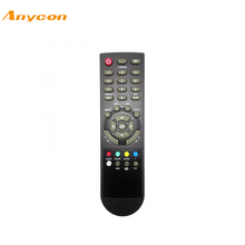Customized home application rubber key type ir tv remote control protective