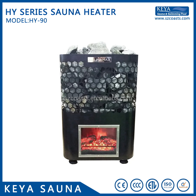 Wood Burning Sauna Stove Gas Heater