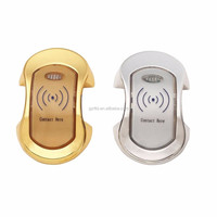 SPA Swimming Smart Electronic Cabinet Locker Lock Digital Locks with master card wristband key