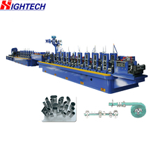 ZG76 high frequency carbon steel pipe mill line tube forming machine manufacturer steel pipe production line for mild steel tube