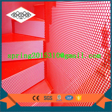 Building Materials Decorative Perforated Metal For Cabinets