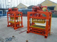 QT4-40 hand operated cement brick machine for sale blocks with good price from manufacturer not trading company