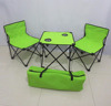 Factory hot sales portable table ,outdoor folding camping table and chair with great price