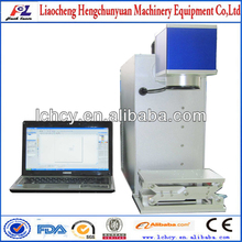 high speed precision stethoscope id tag laser marking machine