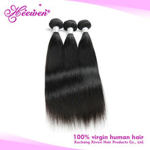 Hot ! Unprocessed Wholesale 100% Virgin Brazilian 7a indian body wave hair weave