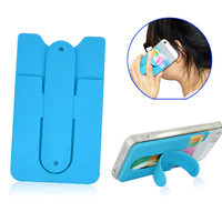 3M Self Adhesive Card Holder Stick on Your Mobile Phone