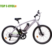 TOP E-cycle adult strong electric motor road bike en15194