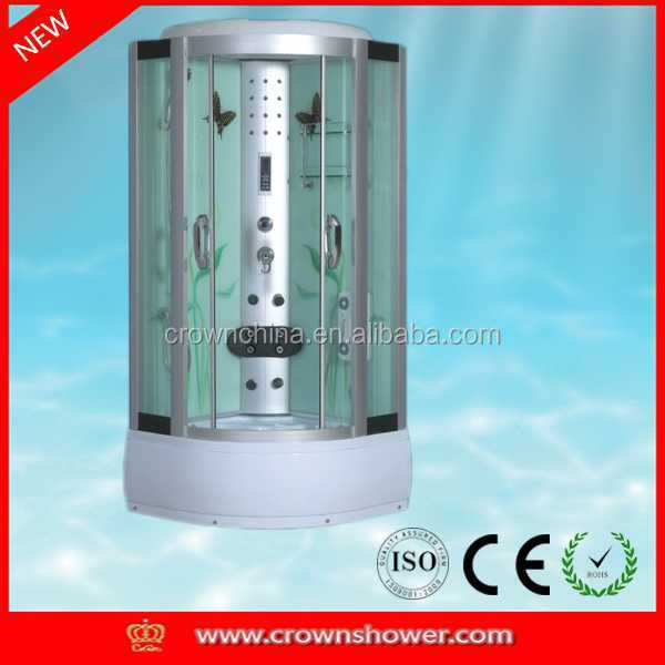New design high quality steam sauna shower room used spa equipment