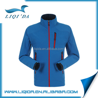 Hot design breathable waterproof winter sports softshell jacket brand names