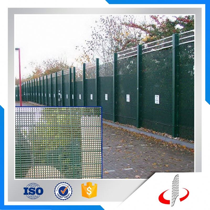 Anping Factory High Security Anti Climb Security 358 Fence