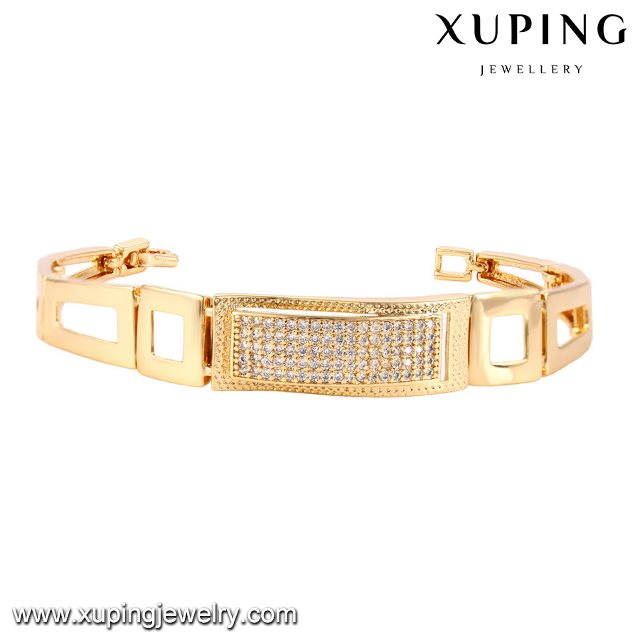 74514-2016 Xuping Professional Supplier High Quality Women Watch Bracelet