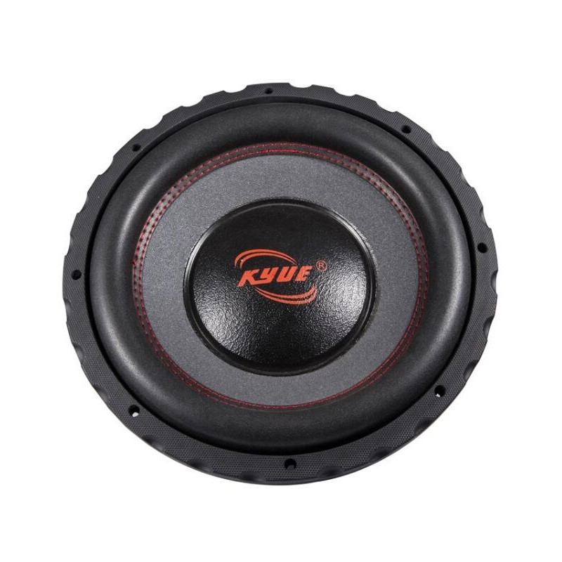 <strong>Max</strong> power 12 inch car audio speaker
