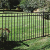 China Wholesale Market garden decorative wall wrought iron/metal fence for boundary wall sale