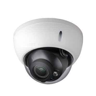 3 Megapixel Full HD Network Vandal-Proof Motorized Lens 30m IR Dome IPC Camera