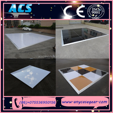 ACS white dance floor for party, events