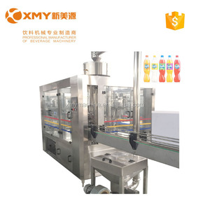 PET bottle carbonated soft drinks making machine / filling machine for mineral pure water
