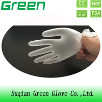 hospital caring disposable examination for medical vinyl gloves