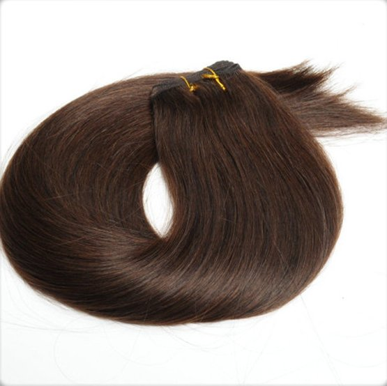 2016 Hot sale 5A Top Quality 100% Remy Cheap Price Brazilian Flip In Hair Weft