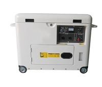 Silence 5KW diesel generator with OEM serviice New Style