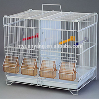 High Quality Wire Steel Bird breeding Cage