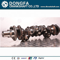OEM engine crankshaft for truck, bus, construction machinery