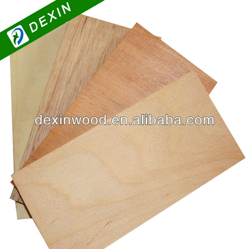Furniture and Decoration Fancy Plywoods with Veneer