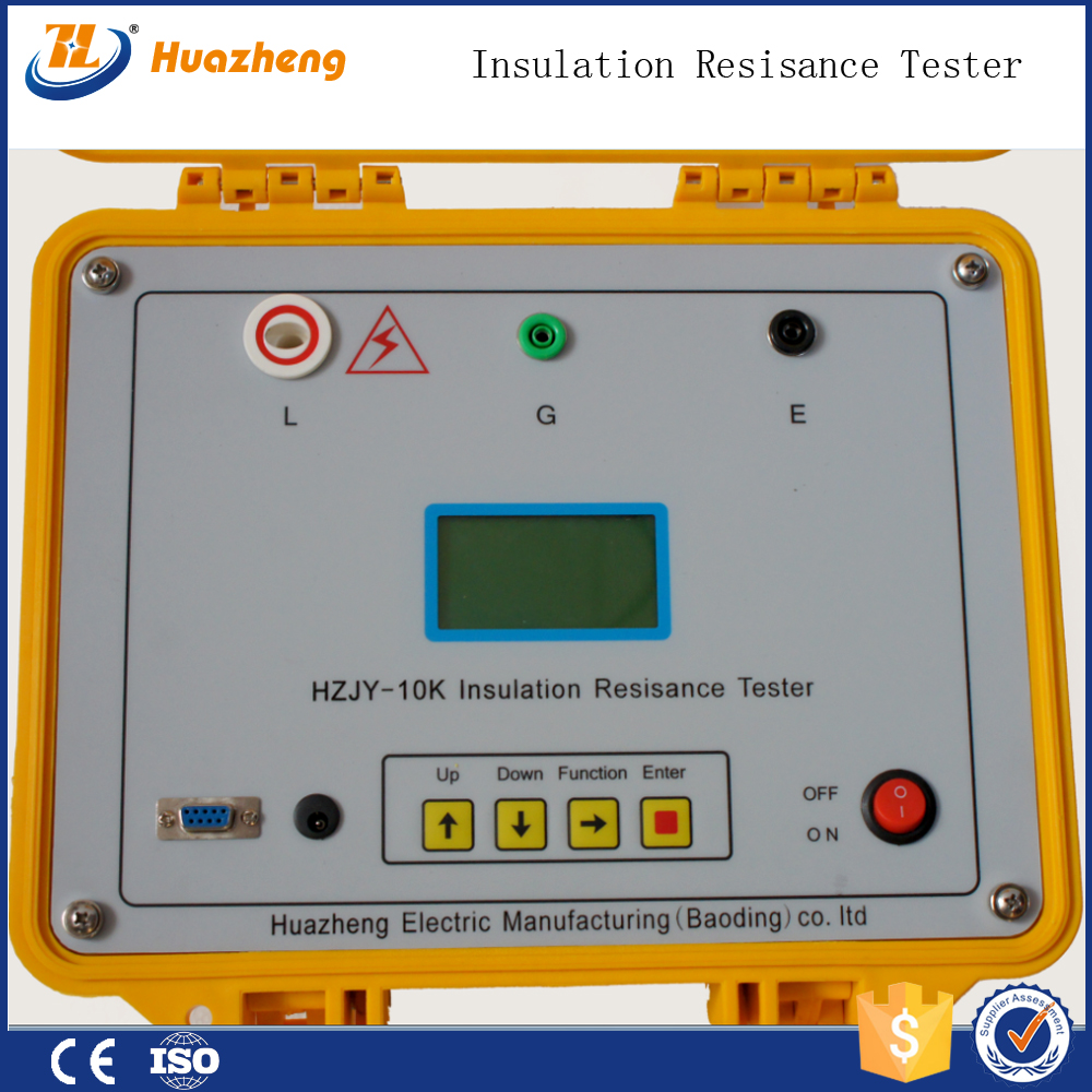Megger / Insulation Resistance Tester manufacturer in China