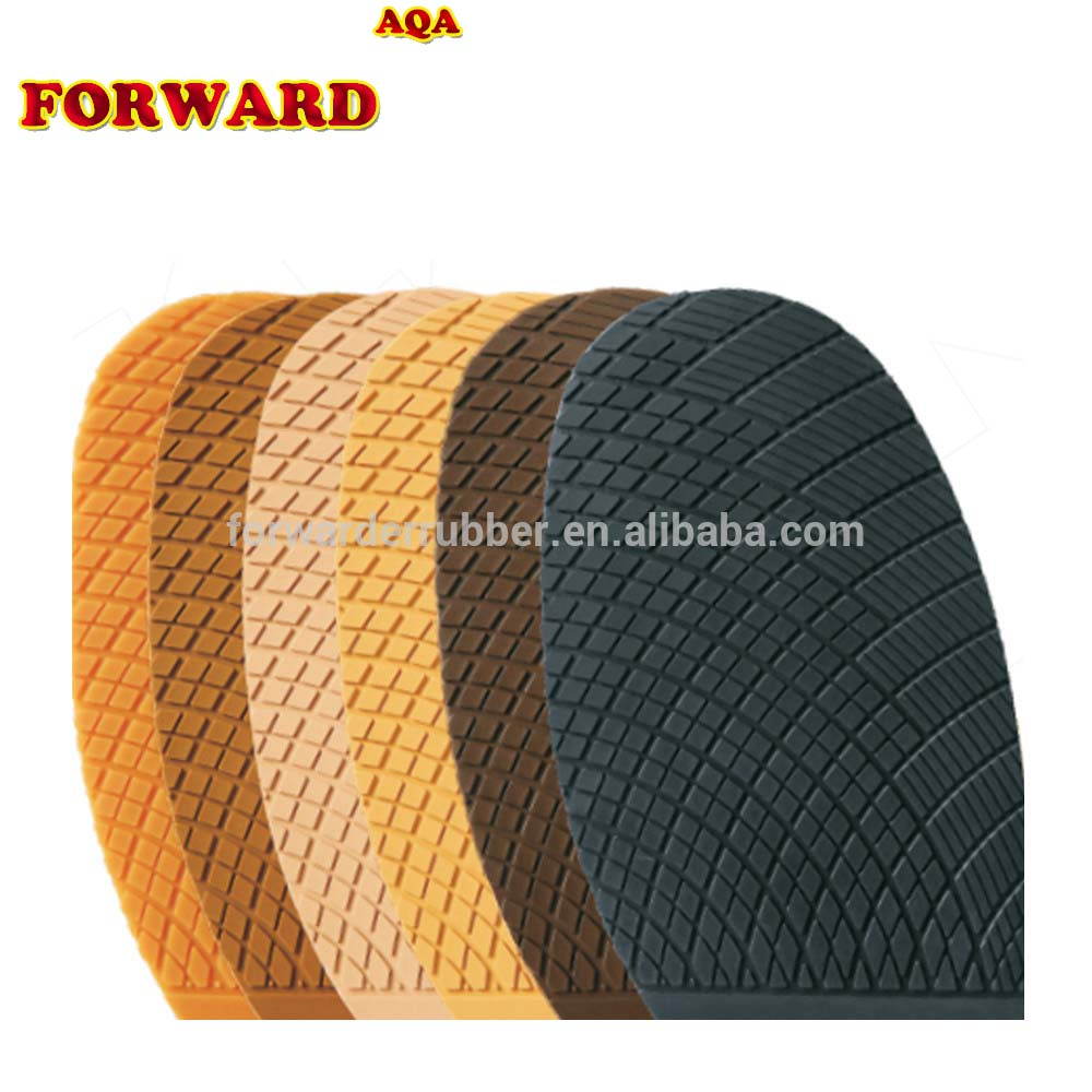 modern design hot sell rubber half sole for shoe sole repair