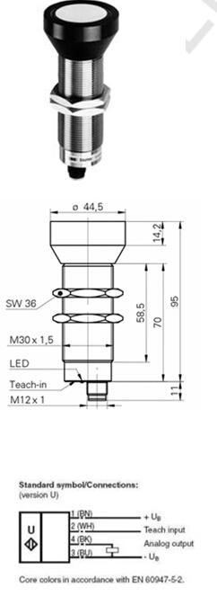 wide range ultrasonic sensors