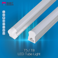 CE/UL/Trade assurance golden supplier 18w price led tube light t8&dimmable t5 led tube led t8 tube& short delivery time LED tube