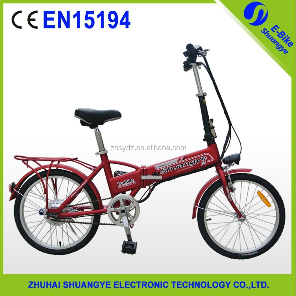2015 Best Design Cheap Electric Bike For Sale Full