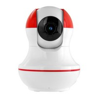 2.0 Megapixel WIFI PTZ IP Camera for surveillance security,support P2P,QR scan,long distance IR Range